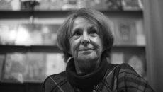 Wanda Chotomska zmarła 2 sierpnia 2017 r.