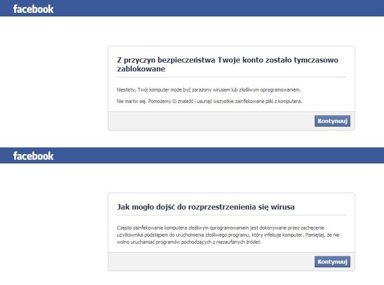 Koniec Facebooka = koniec świata!