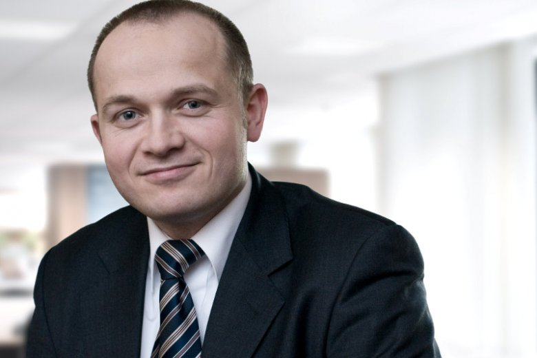 Piotr Kiciński - wiceprezes Cinkciarz.pl