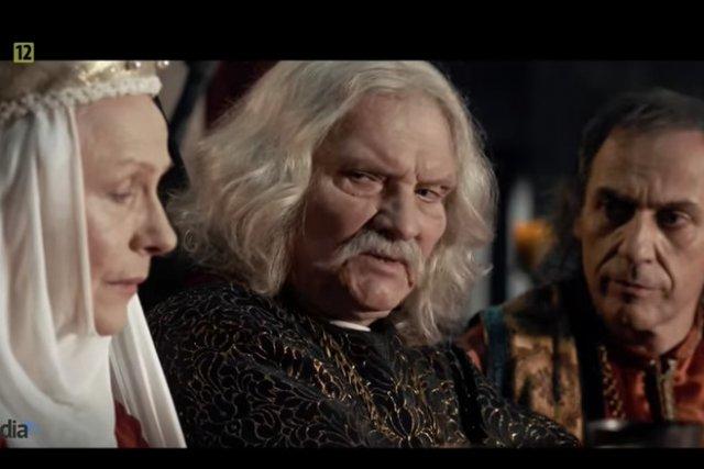 """Ukazał się zwiastun """"Korona królów"""". Czy serial TVP zyska popularność wśród widzów? Początek emisji w styczniu."""