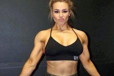 Australijska wersja Dody ma mięśnie jak się patrzy.
