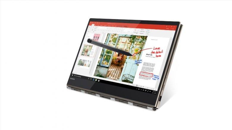Szukasz kreatywnego prezentu? Lenovo Yoga 920 to świetny wybór
