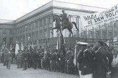 Przed wojną w Pałacu Saskim mieściła się siedziba Sztabu Generalnego. Teraz planuje się umieszczenie w nim Senatu RP.