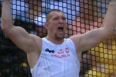 Wojciech Nowicki został mistrzem Europy w rzucie młotem.