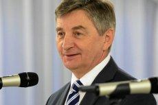 Marek Kuchciński nadal mieszka w willi, którą wynajmuje dla niego od Kancelarii Prezydenta Kancelaria Sejmu.
