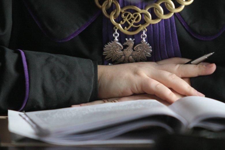 Łódź: postępowanie dyscyplinarne wobec sędzi ws. poniżenia niepełnosprawnego.