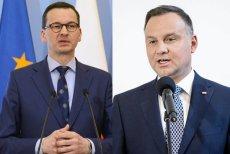 Mateusz Morawiecki spotkał się z Andrzejem Dudą. Rozmowa dotyczyła rekonstrukcji rządu.