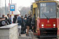 Czwartkowy wypadek na stacji metra Wawrzyszew spowodował chaos wśród mieszkańców miasta
