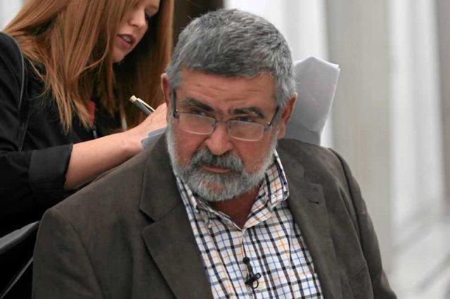 Janusz Rewiński w Sejmie