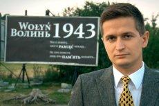 Poseł Marek Poznański walczy o pamięćo ofiarach rzezi wołyńskiej. Stoi przed nim jednak długa droga.