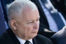 Jarosław Kaczyński będzie miał operację drugiego kolana.