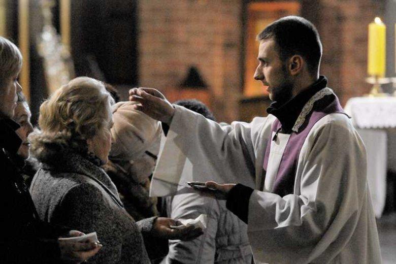 Środa Popielcowa w Kościele katolickim.