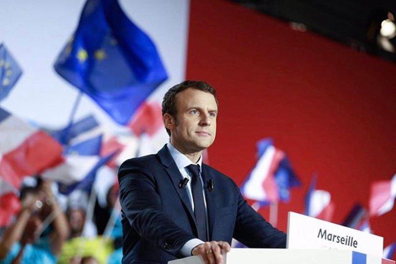 Liberalna część społeczeństwa z tęsknotą spogląda na prezydenta Francji i jego osiagnięcia. Czy da się zrobić coś podobnego w Polsce?