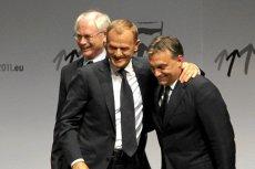 Niegdyś Donald Tusk i Viktor Orbán byli przyjaciółmi. Dziś po dobrych relacjach Polaka i Węgra chyba nic nie zostało.