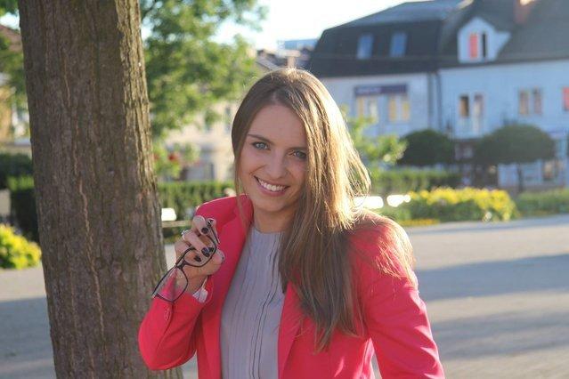 Kinga Gajewska, to posłanka PO; politolog i samorządowiec