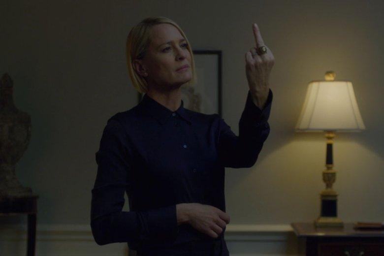 """Premiera szóstego sezonu """"House of cards"""" już za nami."""