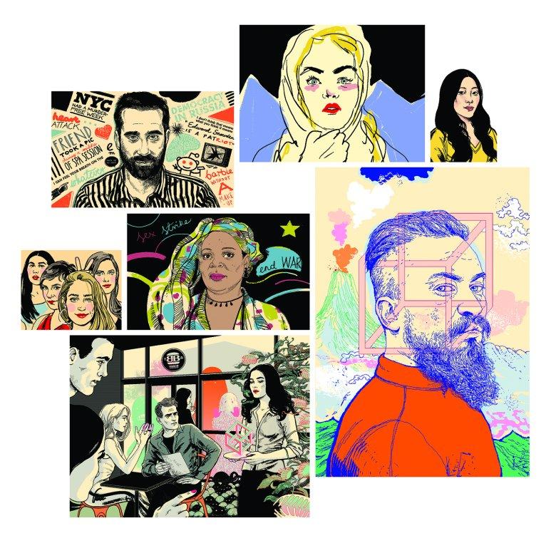 Agata Endo Nowicka: Fragmenty portfolio