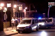 Atak na ambasadę USA w stolicy Turcji.