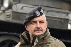 Nowy dowódca generalny, Jarosław Mika.