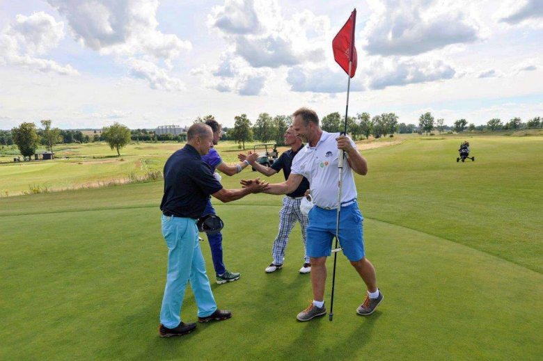 Turniej charytatywny Kram Golf Cup