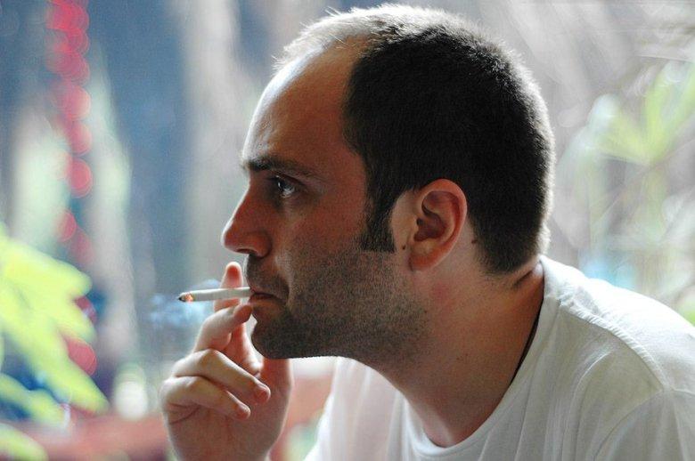 Pavel Mirzoev - fotografia ze zbiorów własnych reżysera