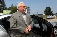 Lech Wałęsa jedzie do Warszawy bronić Sądu Najwyższego. Czy weźmie ze sobą broń? Na to pytanie nie chce odpowiedzieć.