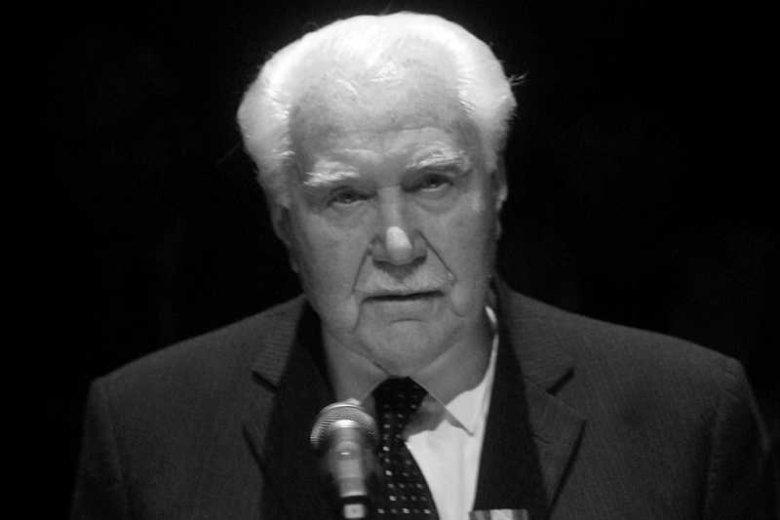 Ostatni prezydent RP na uchodźstwie Ryszard Kaczorowski