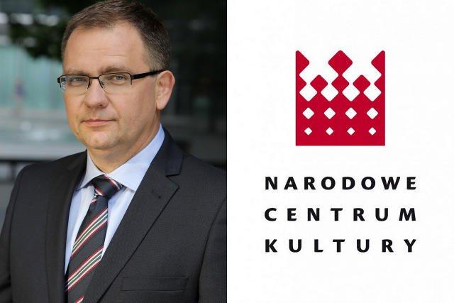 Krzysztof Dudek wielokrotnie nagradzany dyrektor Narodowego Centrum Kultury od marca 2007 roku.