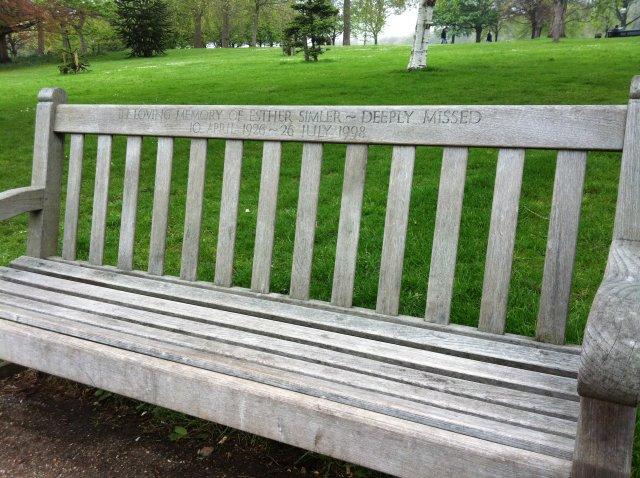 Londyn, Hyde Park, maj 2012