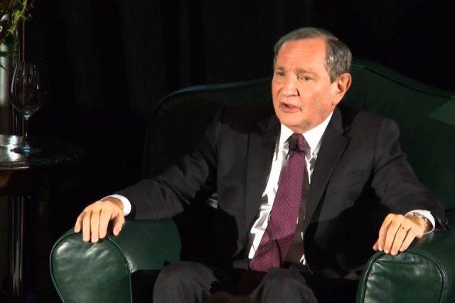 """George Friedman podczas konferencji organizowanej przez """"Poland Today"""" rozmawiał z nami na temat szans Polski, aby stać się potęgą (zdjęcie archiwalne)"""