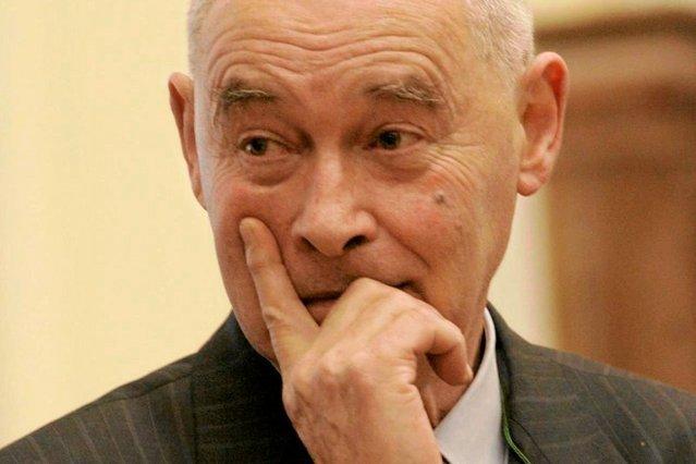 """Prof. Marcin Król o pierwszych latach III RP: """"byliśmy głupi""""."""