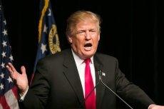 Prezydent Donald Trump nie przebiera na Twitterze w słowach