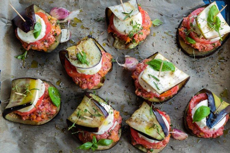 Fot. 3. Bezglutenowe, odchudzone burgery z warzyw, wołowiny i kaszy jaglanej