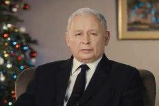 Jarosław Kaczyński złożył życzenia Polakom.