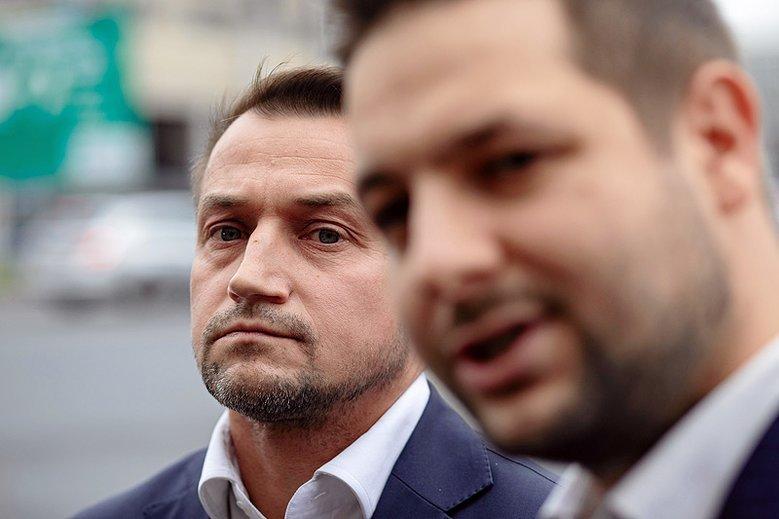 Piotr Guział grozi warszawiakom konsekwencjami, jeśli nie wyborów na prezydenta stolicy nie wygra Patryk Jaki.