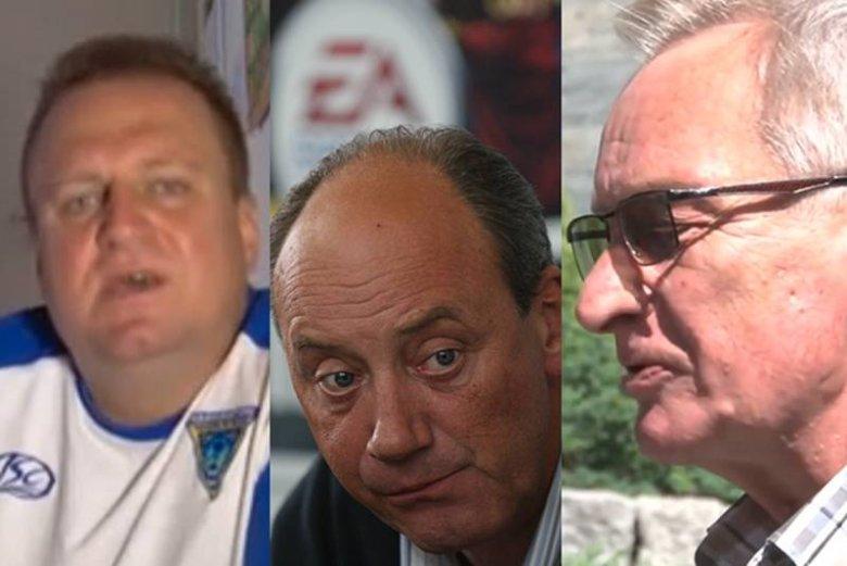 Jacek Jońca, Dariusz Szpakowski i Tomasz Wołek są jednymi z antybohaterów mundialu