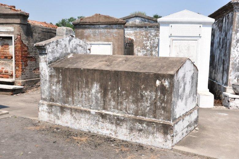 Cmentarz St. Louis Number One w Nowym Orleanie