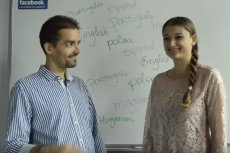Dla Anikó i Marlona nauka języków jest prawdziwą pasją.