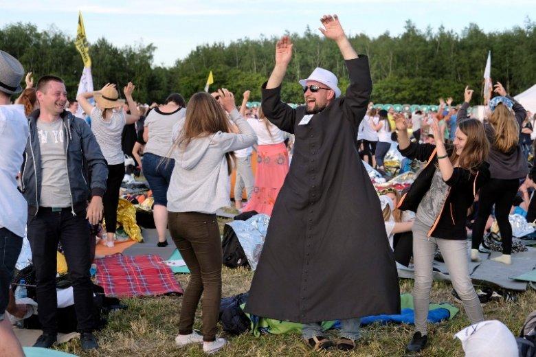Radość, modlitwa i zabawa na Spotkaniach Młodych w Lednicy