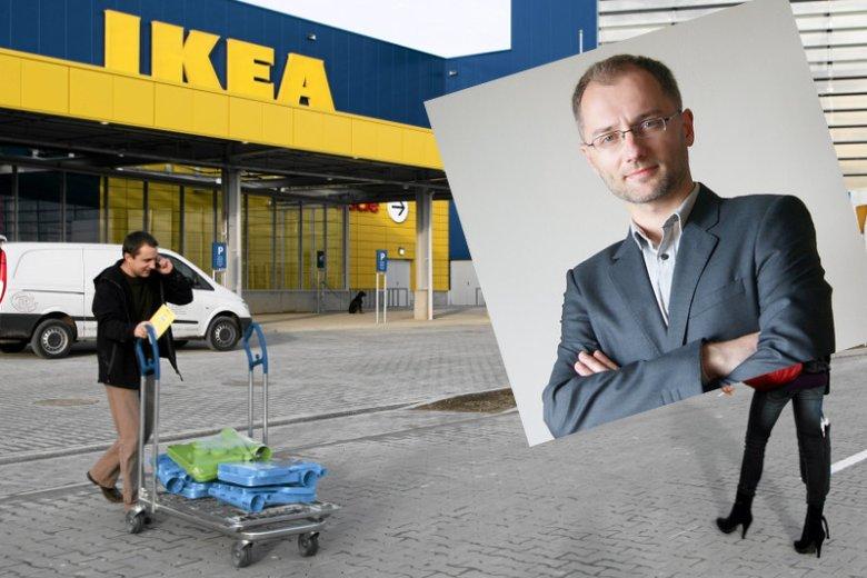 0800ab818e493f Piotr Kawula ze sklepu Meble.pl nie boi się konkurencji ze strony serwisu internetowego  Ikea