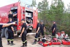 Polscy strażacy, przynajmniej na razie, nie pojadą  do Australii, by pomóc w gaszeniu pożarów.