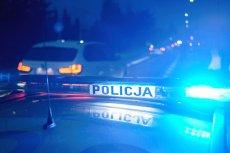 W okolicach Czarnkowa doszło do napadu na sklep. Obecnie trwa obława policyjna.