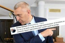 Mecenas Giertych tym razem przesadził z krytyką szefa MON.