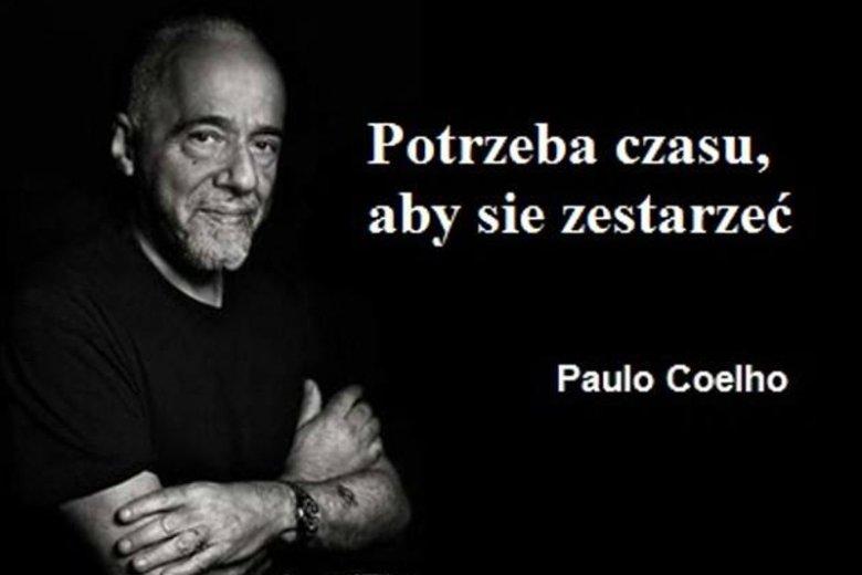 Internauci są bardzo kreatywni w tworzeniu fałszywych cytatów z Paolo Coelho.
