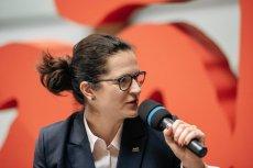 Aleksandra Dulkiewicz podziękowała za otrzymane słowa wsparcia.
