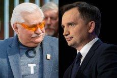 Lech Wałęsa już wcześniej odpowiedział na pismo Zbigniewa Ziobry.
