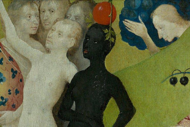 Czarnoskórzy zasługiwali na piekło, ponieważ kojarzyli się z bezwstydną seksualnością.