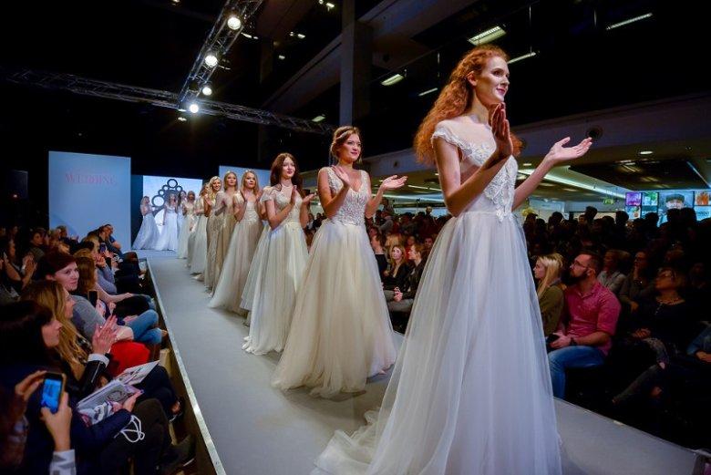 Pokazy mody ślubnej to najważniejszy punkt programu Targów Ślubnych WEDDING