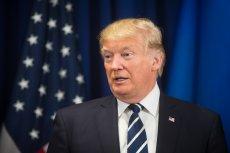 Donald Trump jest prezydentem USA od 20 stycznia 2017 roku.