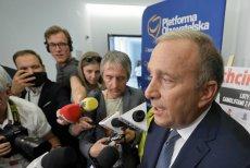Grzegorz Schetyna może mieć w wyborach na szefa PO konkurencję w postaci Bogdana Zdrojewskiego.